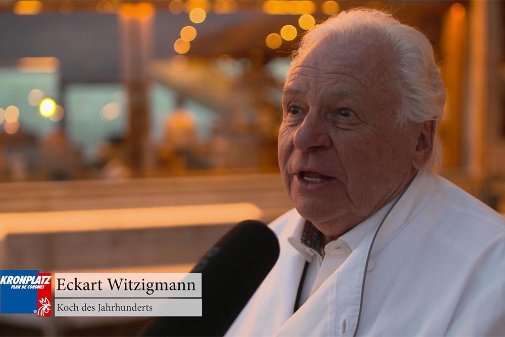 Corones Sternenacht mit Eckart Witzigmann